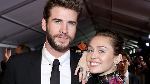 Miley Cyrus Shares Intimate Details About How Her & Liam Hemsworth Get Down When Apart!