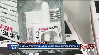 narcan training and education