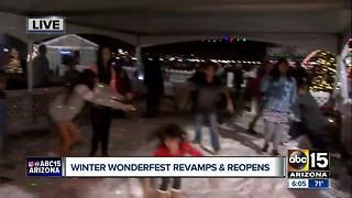 Winter WonderFest makes improvements, hopes to win back customers - Video