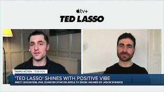 'Ted Lasso' shines with positive vibe