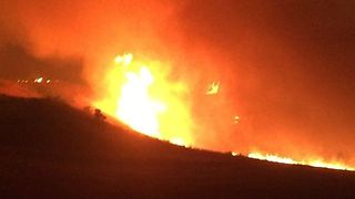 Montana's Lodgepole Complex Fire Scorches Over 200,000 Acres, Destroys Homes - Video