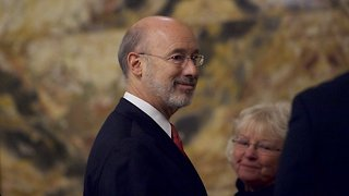 Pennsylvania's Governor Rejects The GOP's Revamped Congressional Map - Video