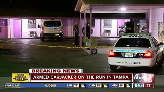 Police investigating shooting and carjacking in Seminole Heights