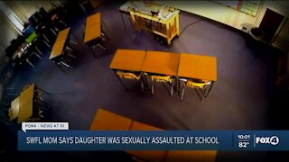 Middle school student accused of sexual assault on classmate in North Fort Myers school