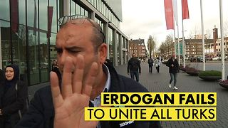 Turks in Holland divided as referendum day nears - Video