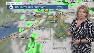 7 First Alert Forecast 6 a.m. Update, Friday, April 9