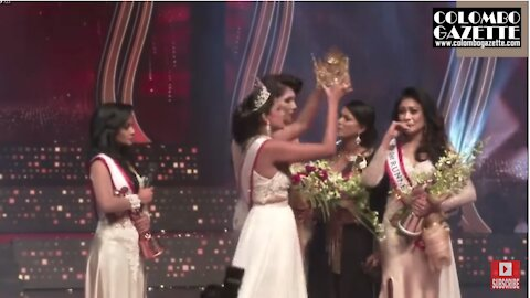 Wait, What? Ms Sri Lanka 2021 Stripped Of Crown During LIVE Show!