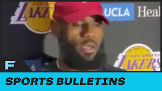 LeBron James Spends 15 Minutes In Press Interview Addressing Breonna Taylor, Injustice Issues