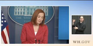 Who's Really Running the White House? Psaki MELTS DOWN When Asked If It's Kamala