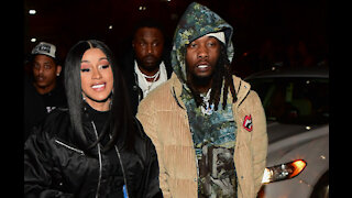 Offset whisks Cardi B away on Valentine's Day getaway: And he got her a $20,500 purse!