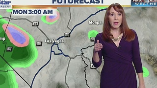 13 First Alert Weather for Sunday evening - Video