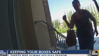 How to keep your package deliveries safe - Video