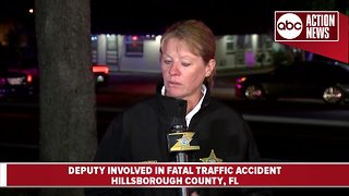 15-year-old killed after being hit by undercover HCSO deputy in traffic accident