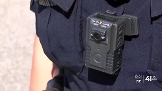 Body cameras working for 1 local police department