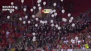 UNLV pays tribute to shooting victims - Video