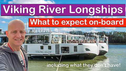 Viking River Cruises Longship Tour And Review