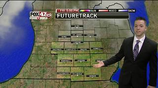 Dustin's Forecast 1-18 - Video