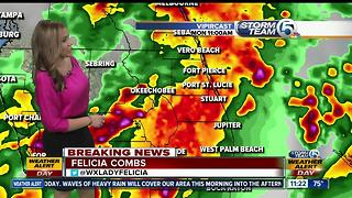 South Florida weather 7/31/17 - 11am update - Video