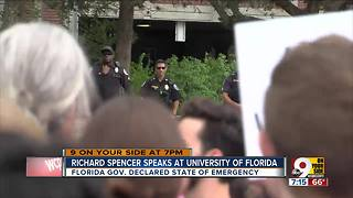 Richard Spencer speaks at University of Florida - Video