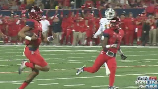 Arizona tops ASU to bring the Territorial Cup back to Tucson - Video