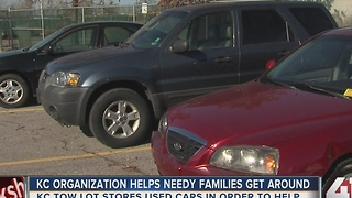 KC program helps people find affordable cars - Video