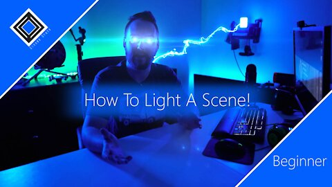 How To Light A Scene!