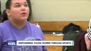 Principal hope sports inspires confidence