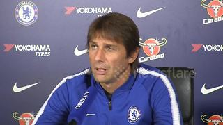 Conte 'sad' over sacking of Ancelotti - Video
