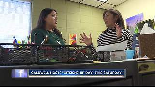 "Caldwell hosts ""Citizenship Day"" Saturday - Video"