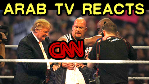 Arab television reacts to CNN.