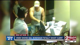 VIDEO: Bondsman fatally shoots client, found not guilty - Video