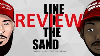 Line in the Sand by Bryson Gray and Tyson James Review