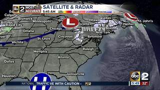 Flurries and Sprinkles Possible - Video