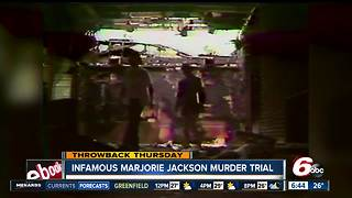 1977: Money, murder and cameras in court: inside the infamous Marjorie Jackson murder trial - Video