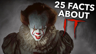 Only A True Fan Will Know These  25 Facts About The Movie IT - Video