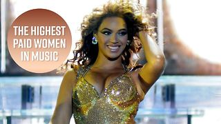 So which star did Bey just dethrone? - Video