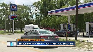 Deputies search for armed suspect behind multiple carjackings across Tampa Bay Area - Video