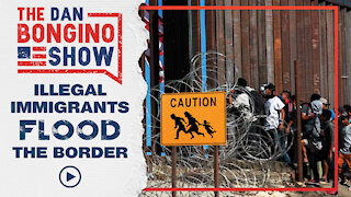Illegal Immigrants Flood The Border