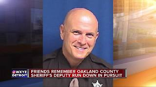 Man shares story of how fallen Oakland County deputy saved his life - Video
