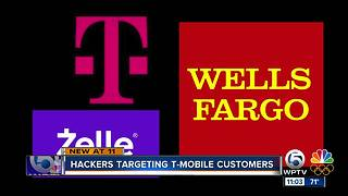 Phones now a target for hackers to gain access to bank account - Video