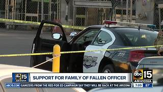 100 club offers support to family of fallen Nogales officer