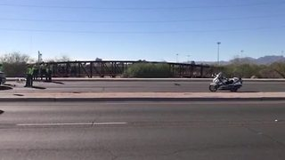 Bicyclist hit, killed at River and Shannon - Video