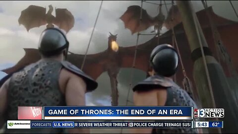 Game of Thrones coming to a close