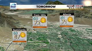 13 First Alert Weather for November 6 2017 - Video