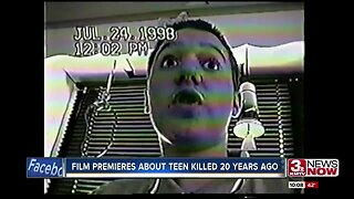 Film premieres about teen killed 20 years ago