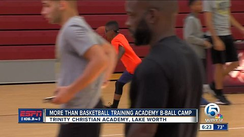 More Than Basketball Training Academy Thanksgiving Appreciation Day