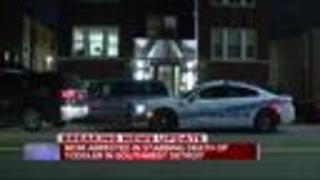 1-year-old baby stabbed to death in southwest Detroit, mother in custody - Video