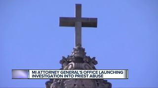 AG opens investigation into possible sexual abuse at 7 Michigan Catholic dioceses