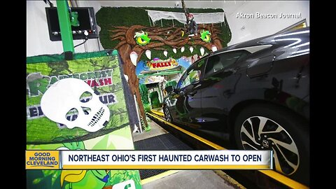 Haunted carwash to open in Brunswick
