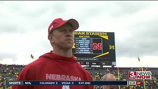 Huskers Still Looking For Answers After 0-3 Start